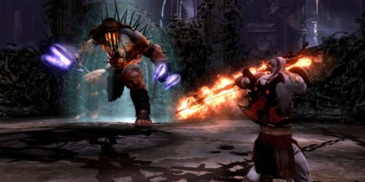 Unas lindas imágenes God of War III [gamescom 09]