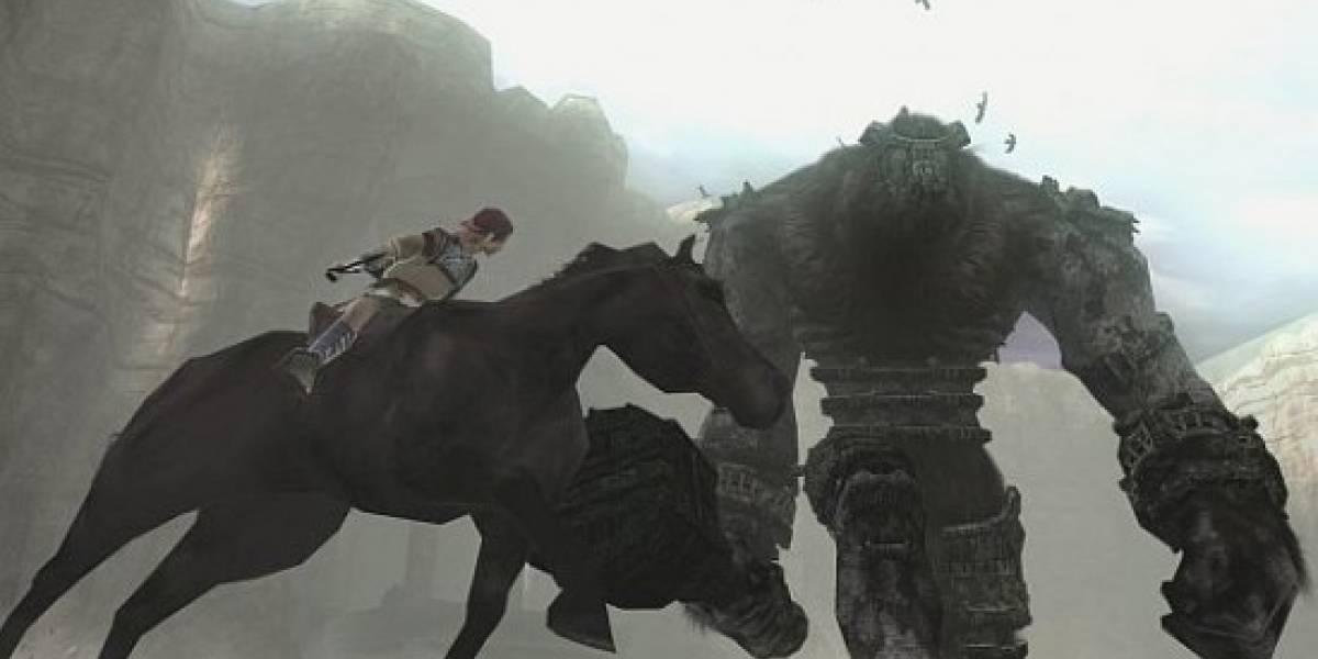 Reeditan Shadow of the Colossus