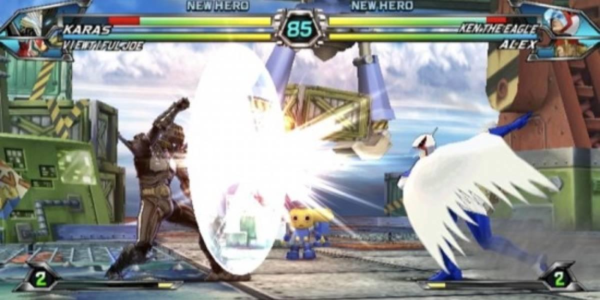 Tatsunoko vs. Capcom: Nuevas imágenes desde San Diego [Comic-Con 09]