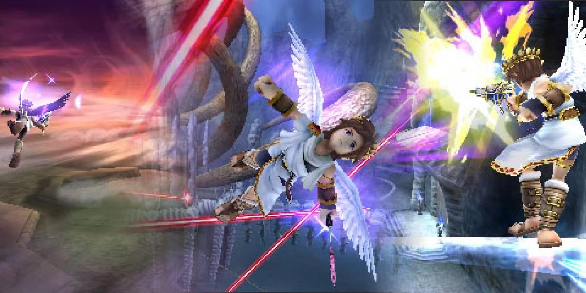 Sakurai habla sobre los orígenes de Kid Icarus: Uprising