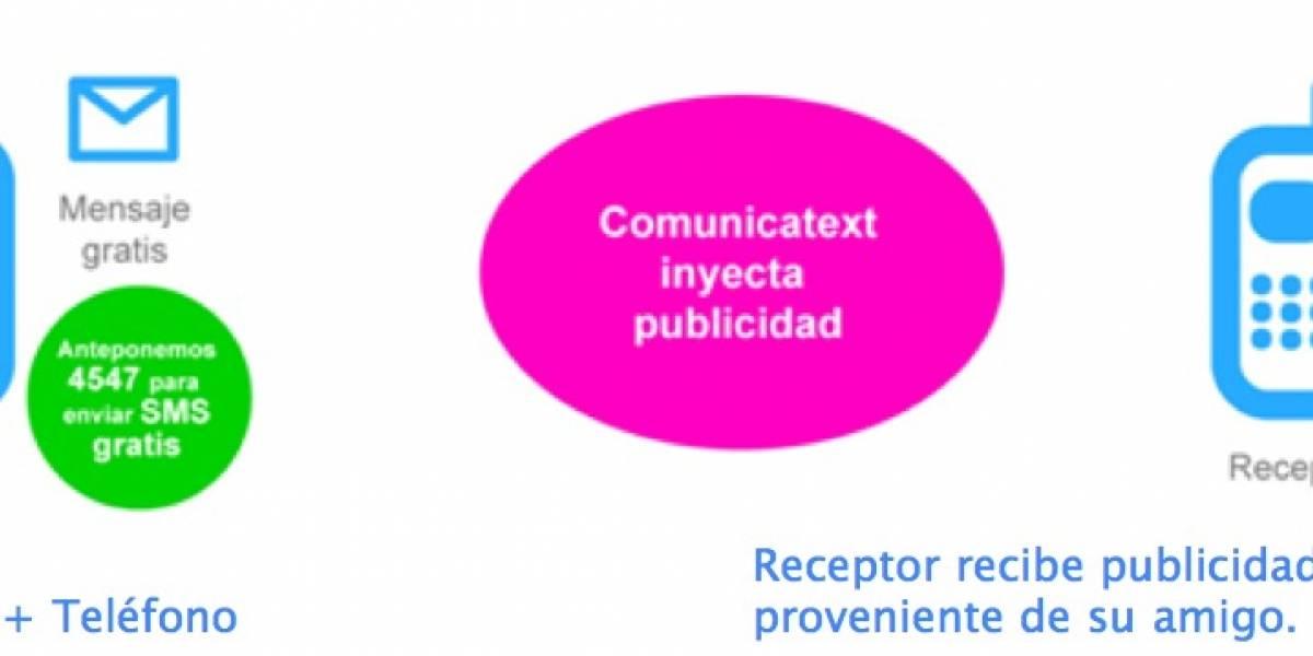 Chile: Movistar permite enviar SMS gratuitos a cambio de publicidad