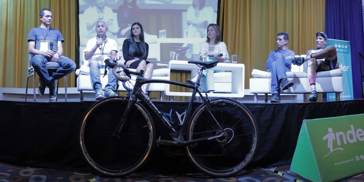 ¡A pedalear! Llega la segunda versión del Congreso Nacional de Ciclismo a Medellín