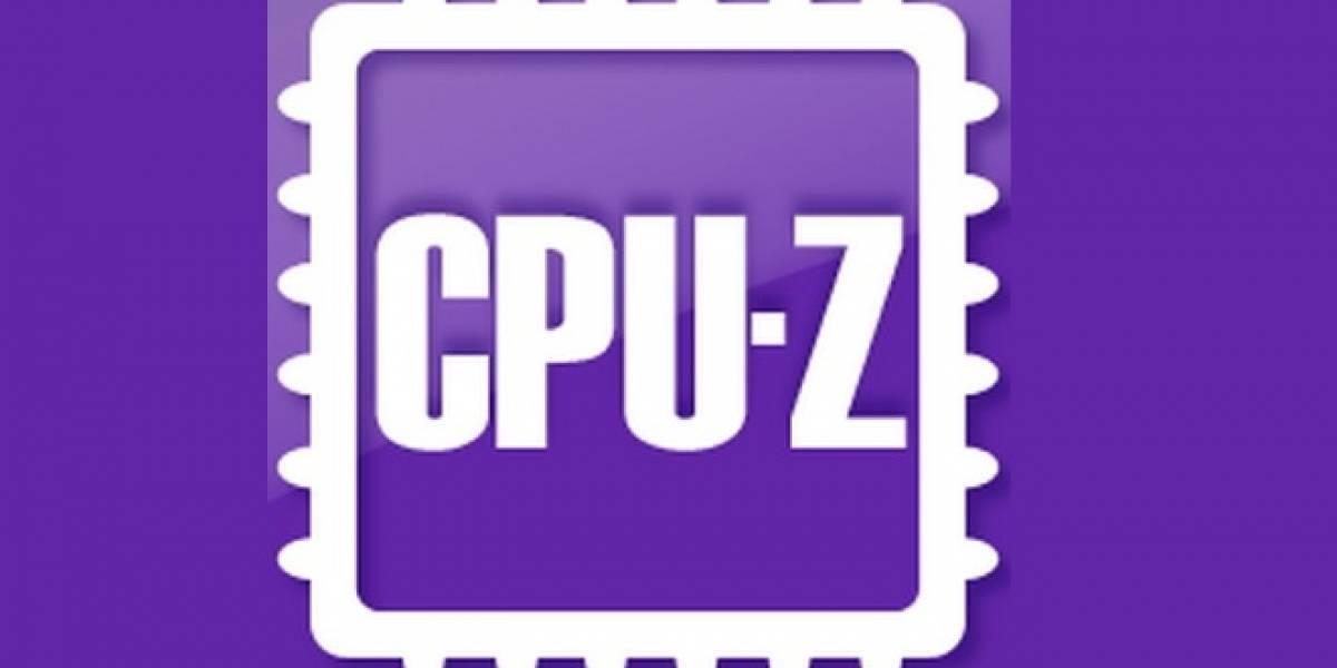 CPUID lanza su utilidad CPU-Z 1.71