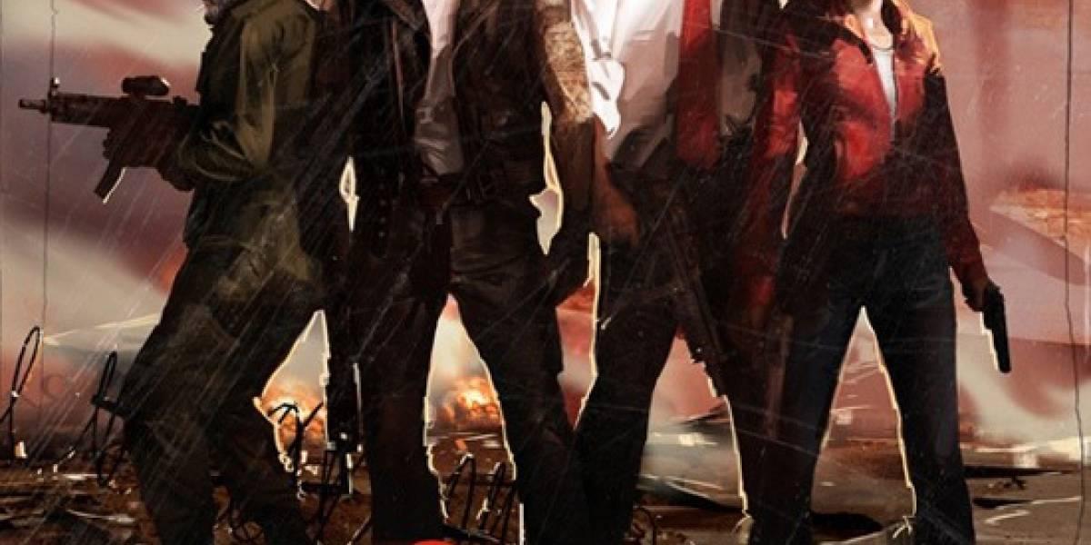 Valve anuncia Crash Course, la nueva campaña descargable para Left 4 Dead