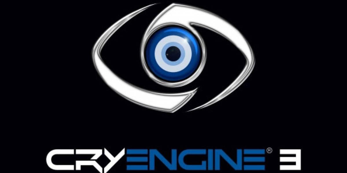 Muy pronto CryEngine 3 gratis para todos