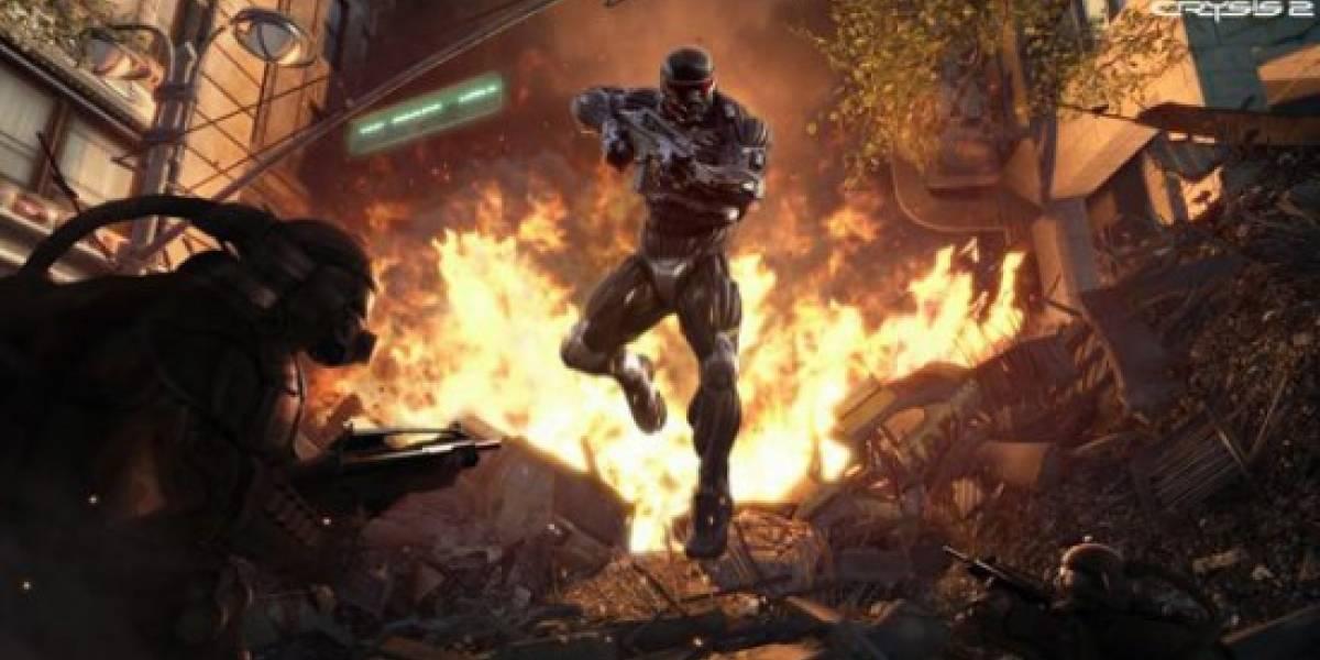 Crytek confirma beta multiplayer para Crysis 2