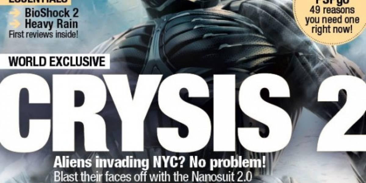 Crysis 2 estará ambientado en Nueva York