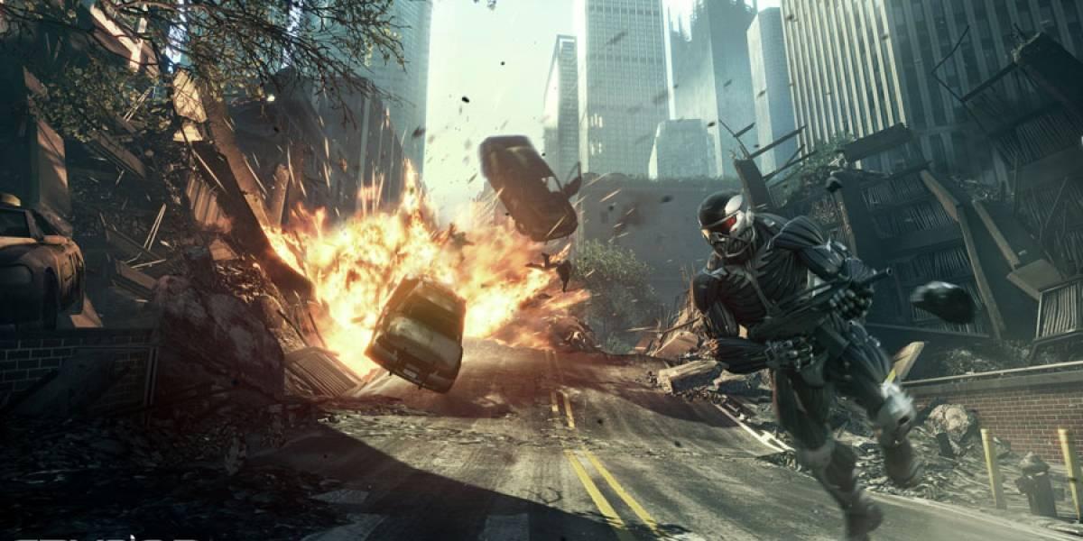 El Halo-killer de EA es Crysis 2