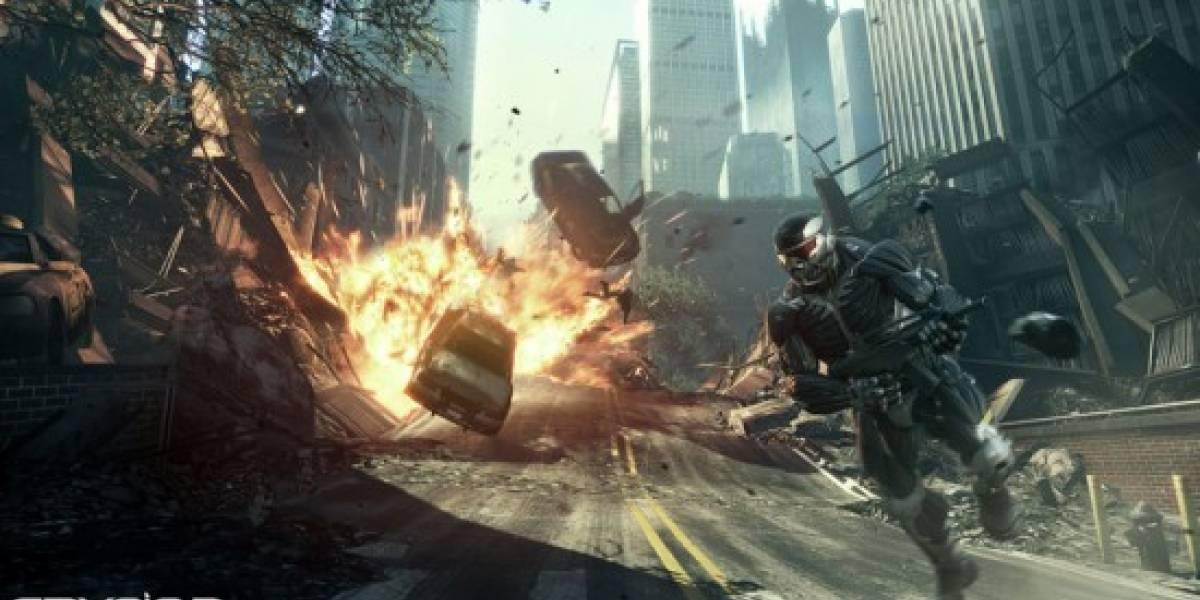 Crysis 2 podría ser el tope gráfico de la PlayStation 3