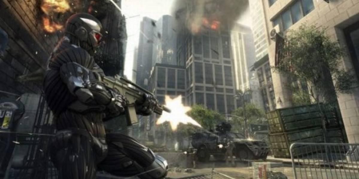 Crytek dice: elegimos mostrar Crysis 2 en Xbox 360 por cuestión de marketing