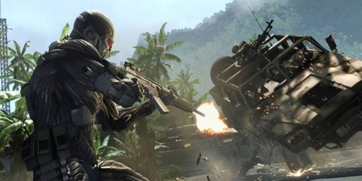 Autor de ciencia ficción británico escribirá Crysis 2