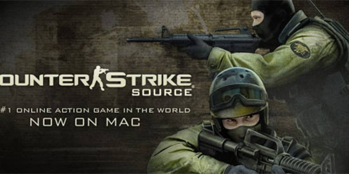Counter Strike Source ya disponible para Mac