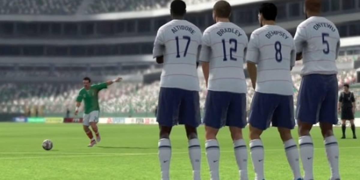 Peter Moore habla de Natal y FIFA