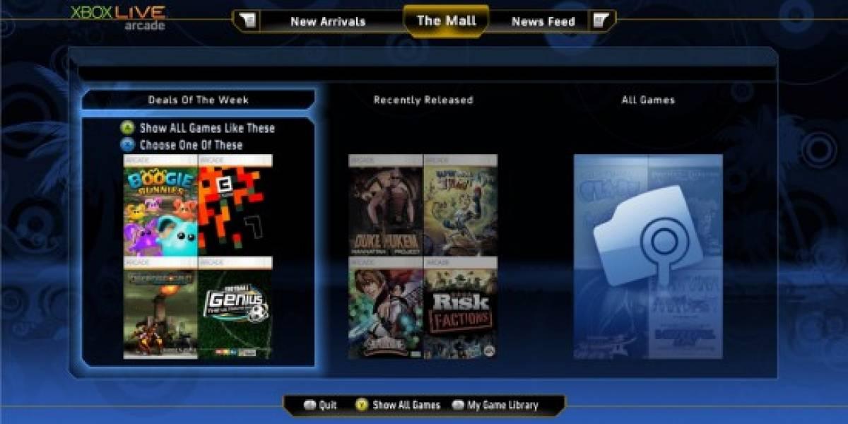 Destination Arcade sólo será descargable durante Summer of Arcade en EEUU