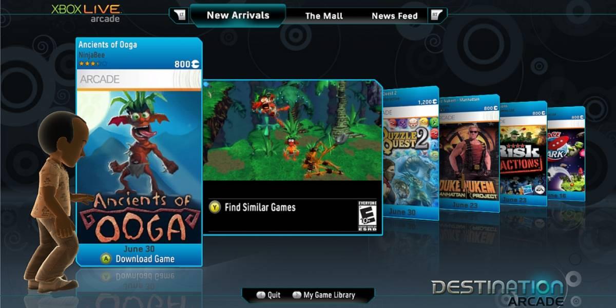 Retrasan el lanzamiento de Destination Arcade