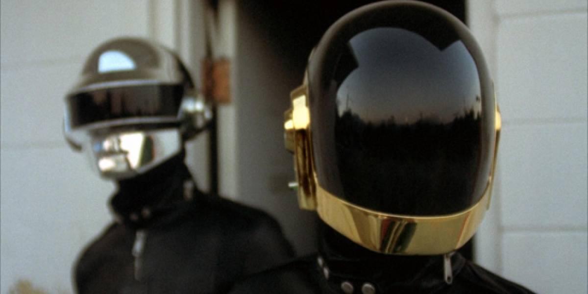 Daft Punk participará con 11 mezclas exclusivas en DJ Hero