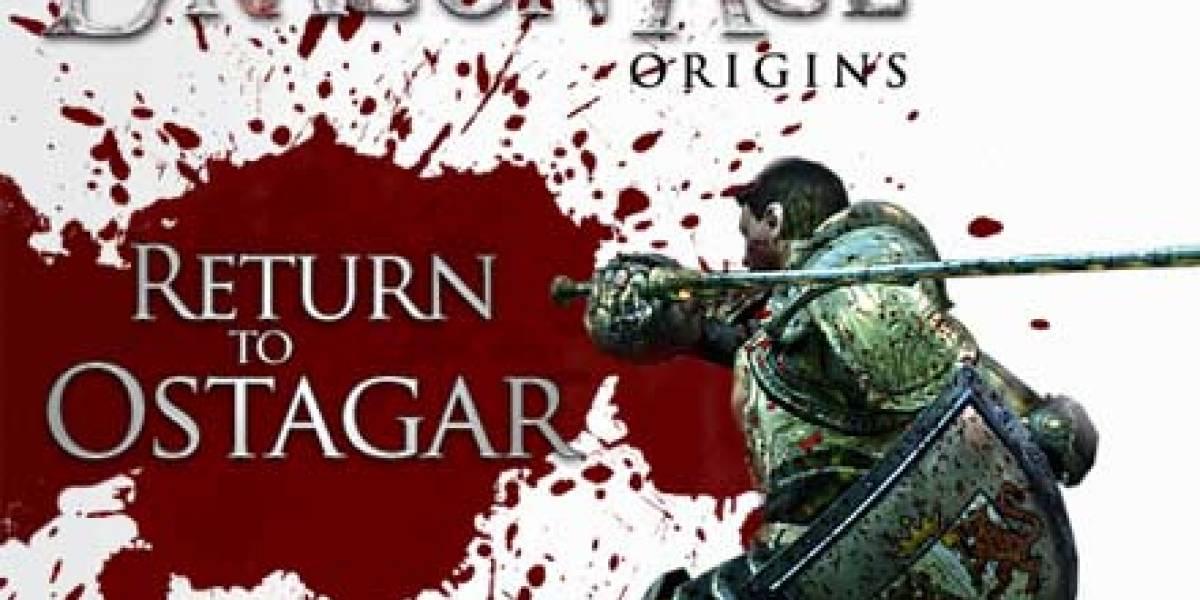 Retrasan contenido descargable de Dragon Age Origins