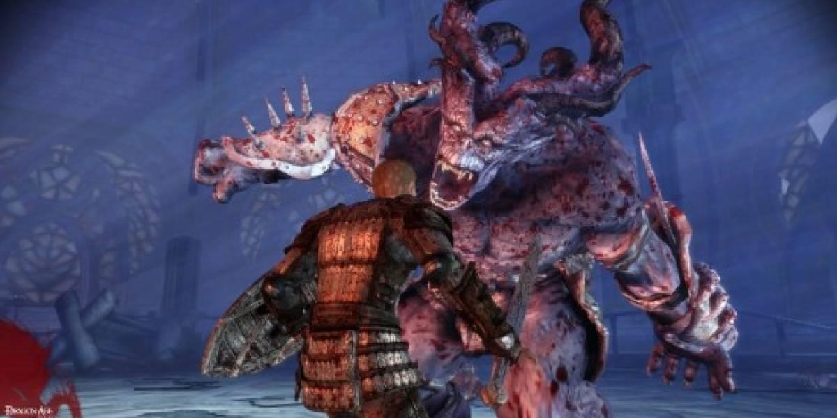 BioWare confirma retraso de Dragon Age: Origins para Noviembre