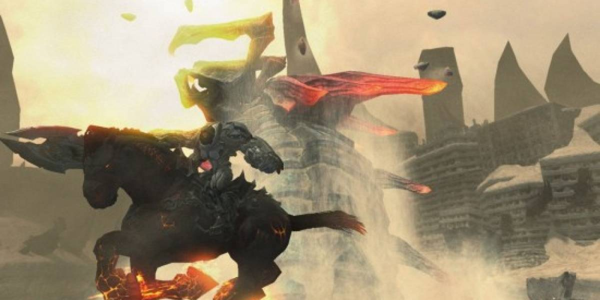 DarkSiders llegará al PC en algunos meses más