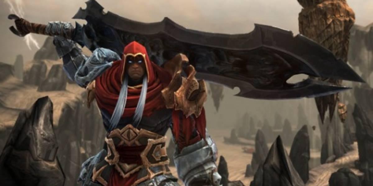 THQ anuncia demo de Darksiders para Xbox Live y PSN