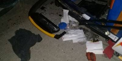 Accidente de tránsito en Cañar