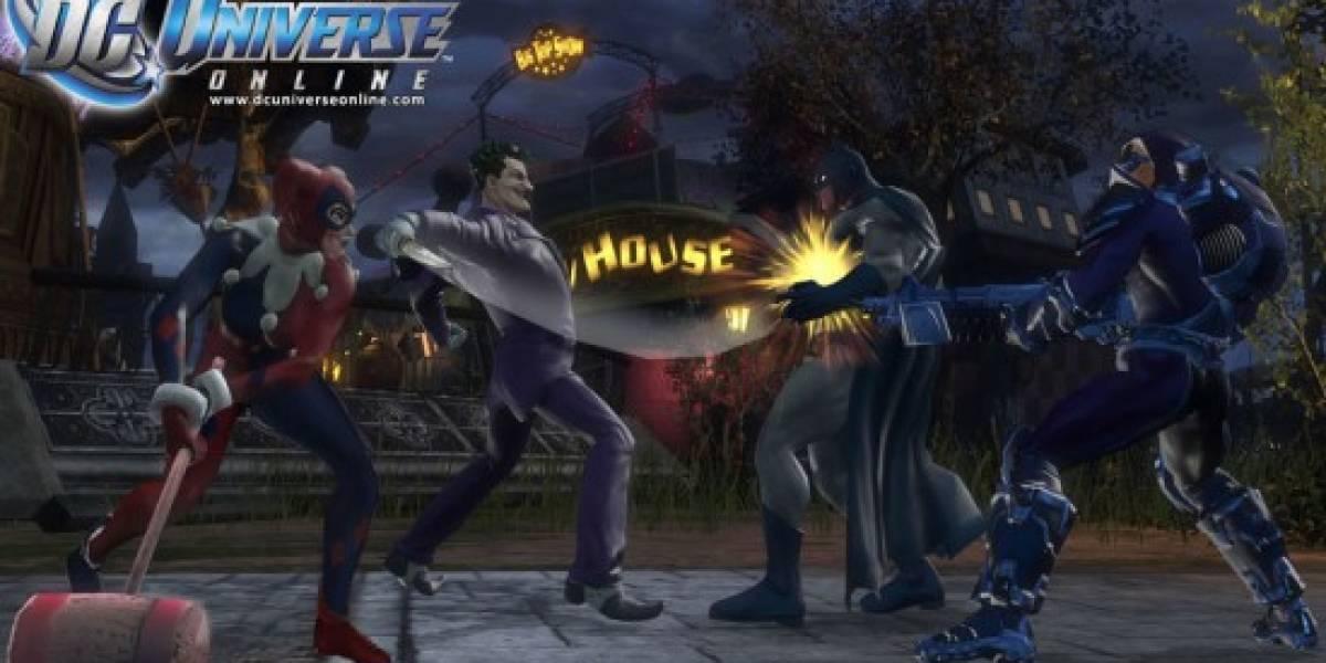 Esto te costará jugar DC Universe Online