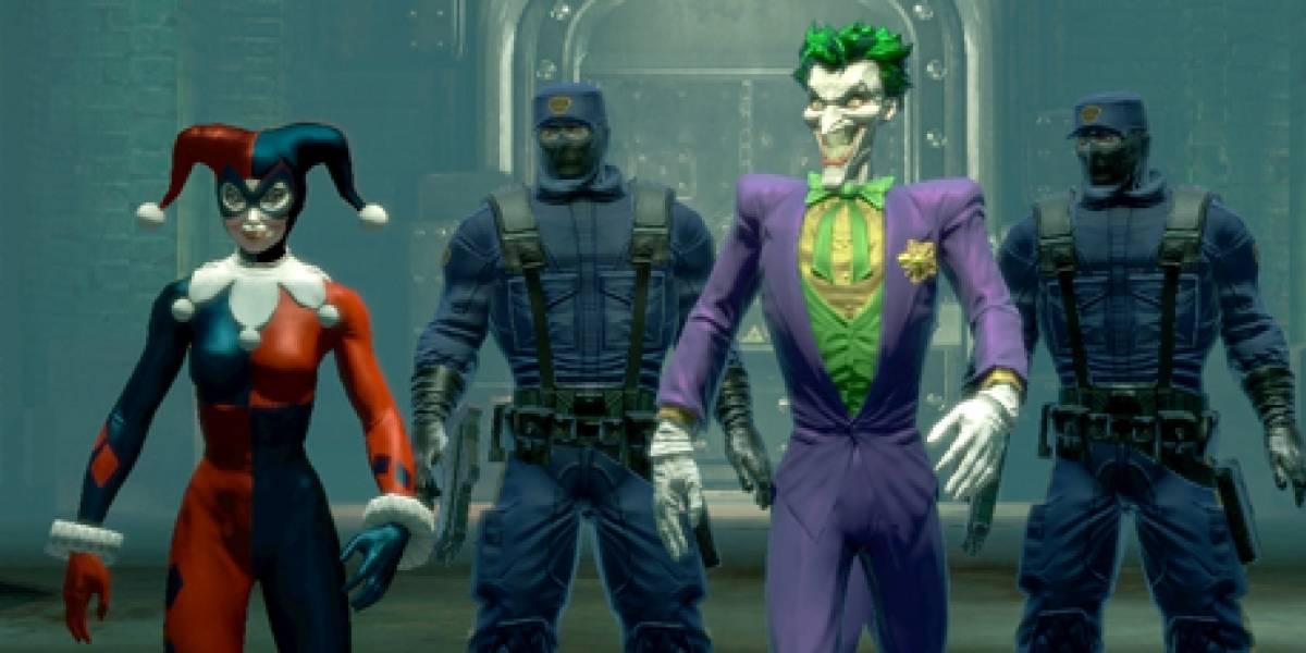 Algunos voz-actores de DC Universe Online [Comic-Con 10]