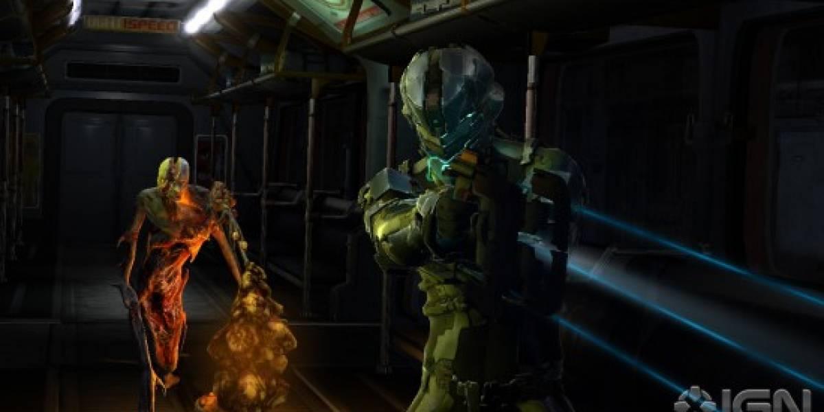 Nuevas imágenes de Dead Space 2 para la larga espera