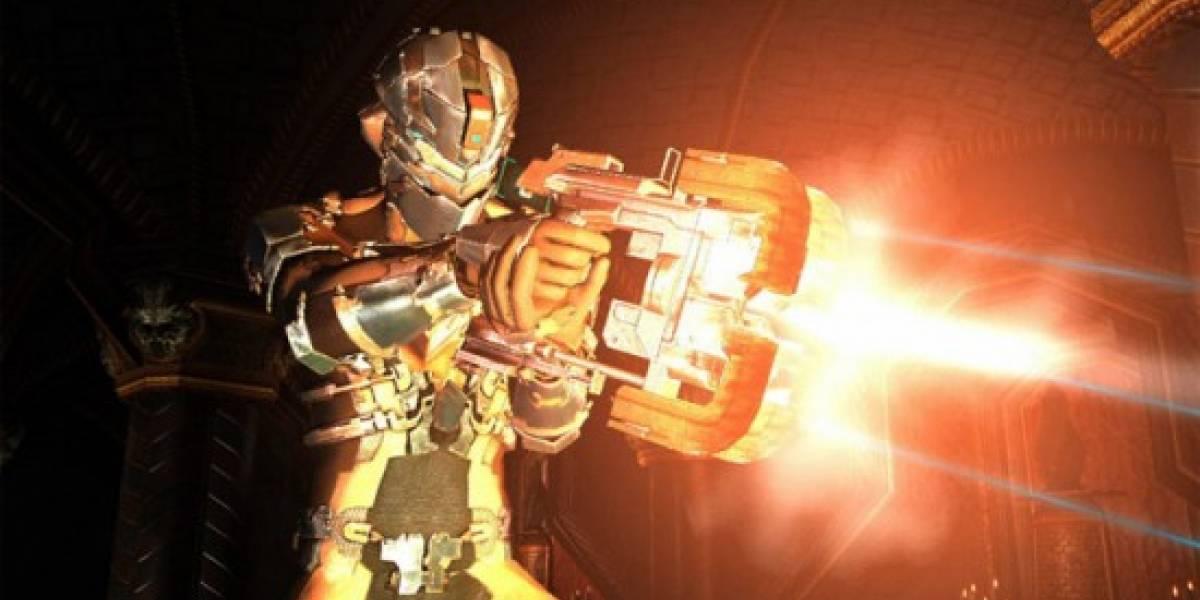 Dead Space recibirá película animada y novela gráfica [Comic-Con 10]