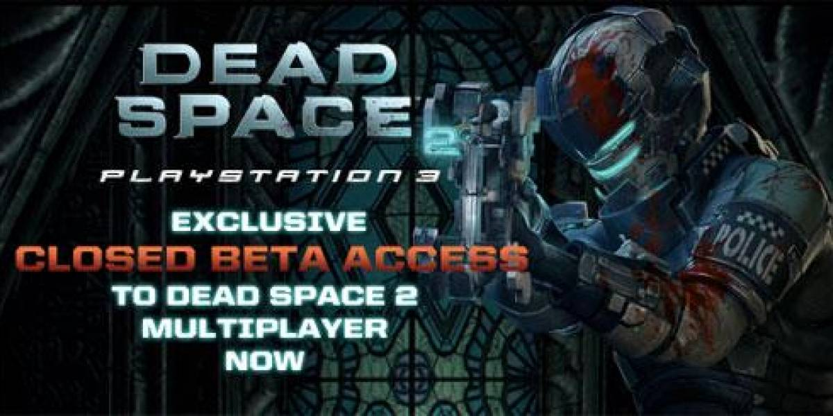 EA reparte invitaciones a la beta multijugador de Dead Space 2 para PS3 [Actualizado]