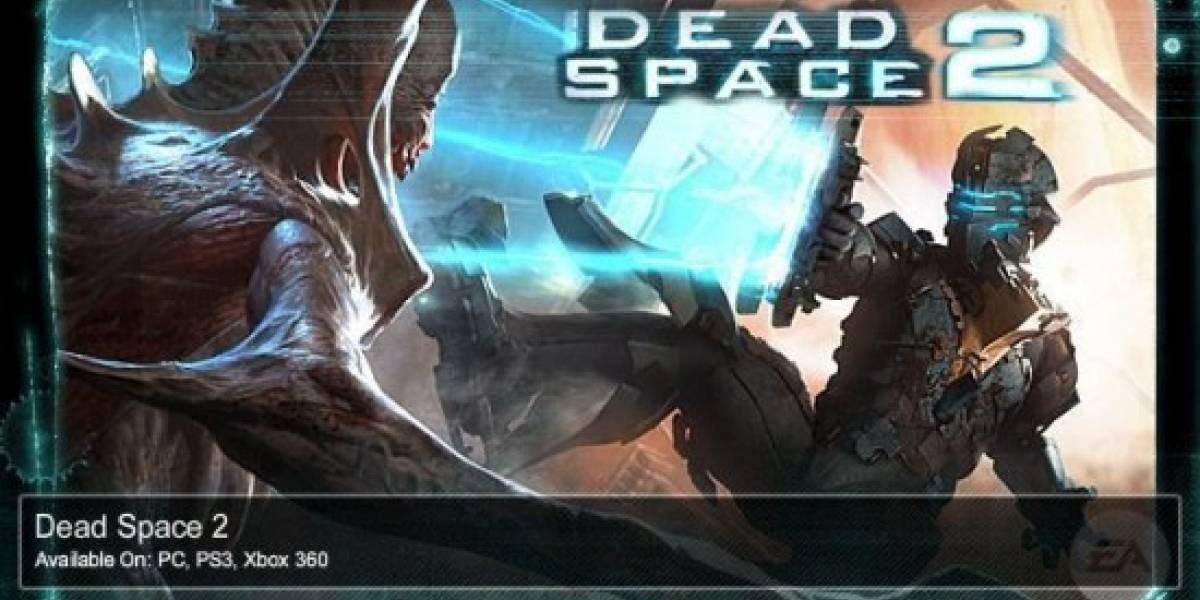 Más pruebas de Dead Space 2 en PC