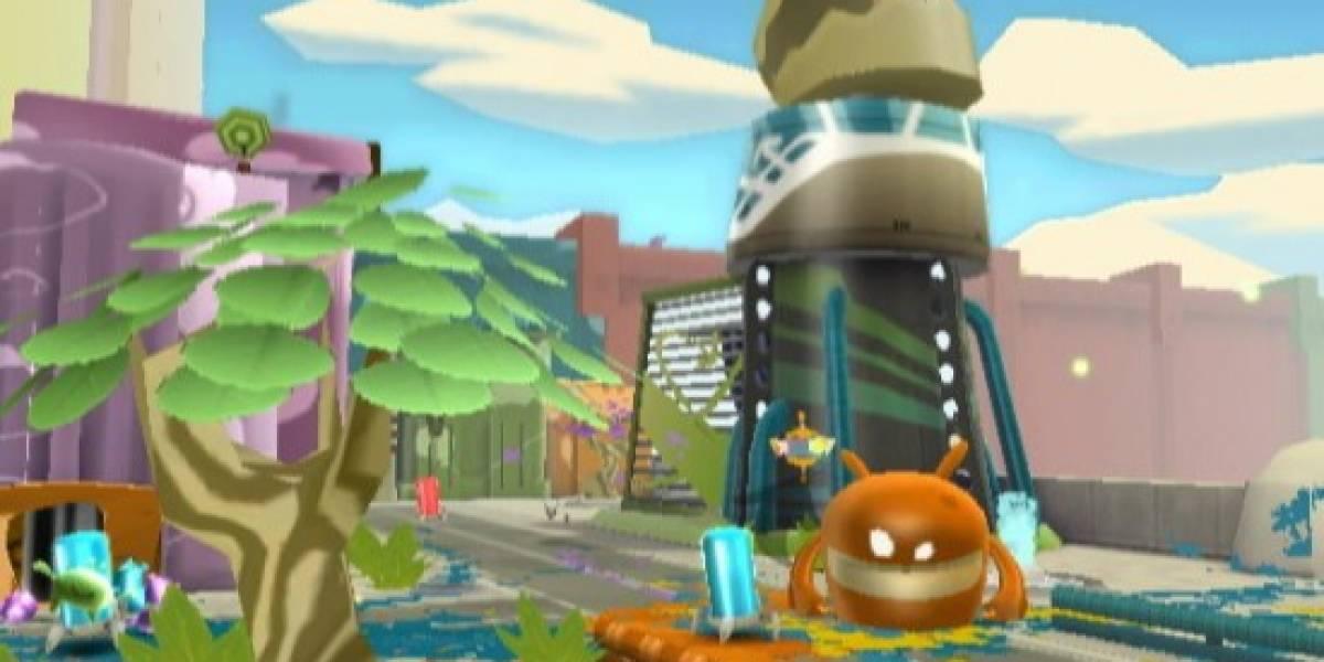 de Blob 2: The Underground anunciado, y ahora es multiplataforma [E3 2010]