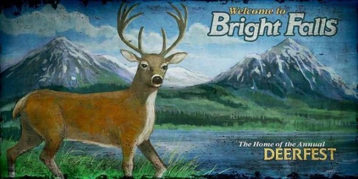 Bright Falls, la precuela de Alan Wake: primeros dos capítulos ya disponibles