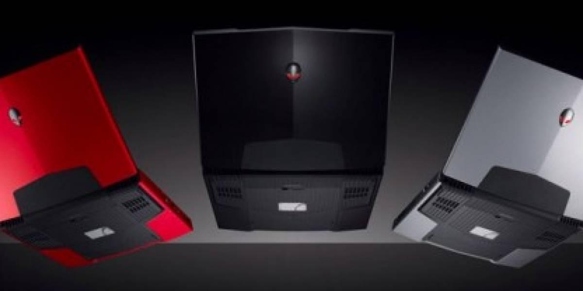 Alienware: Nuevos equipos para jugar a tope
