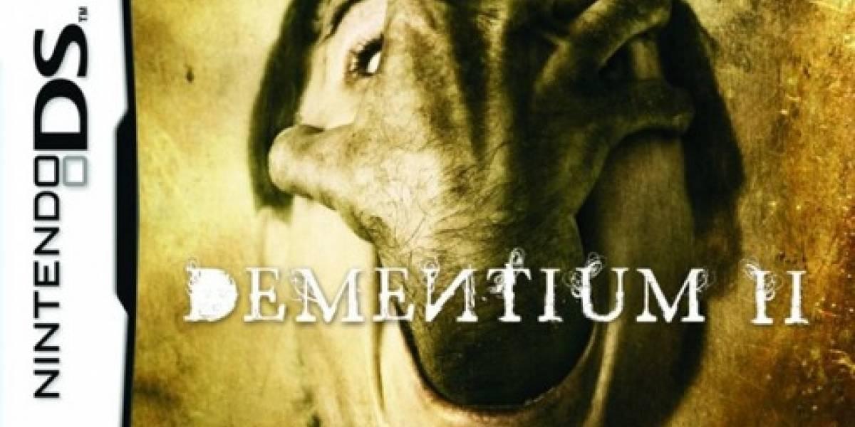 Dementium II fechado para el continente europeo