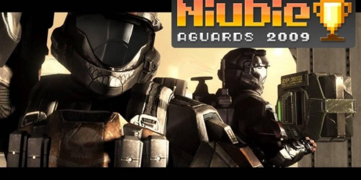 Mejor juego de Xbox 360 [NB Aguards]