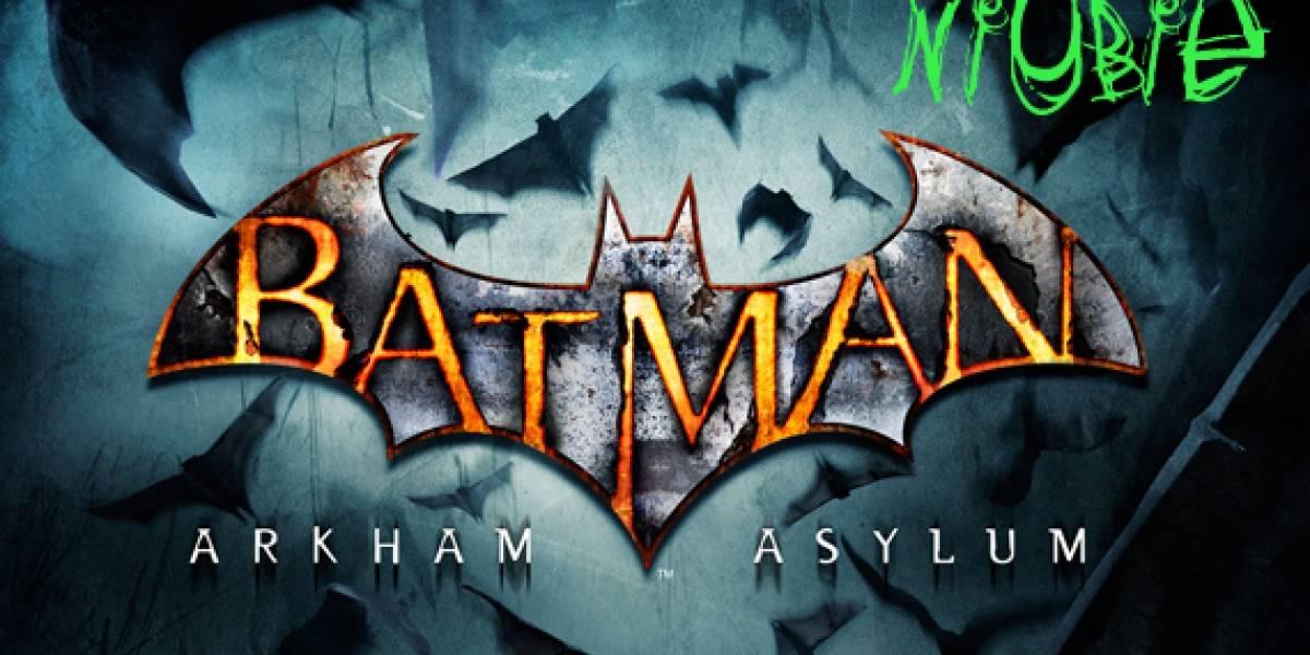 Actualizado: Llévate Batman: Arkham Asylum a tu casa en Chile [Concurso]