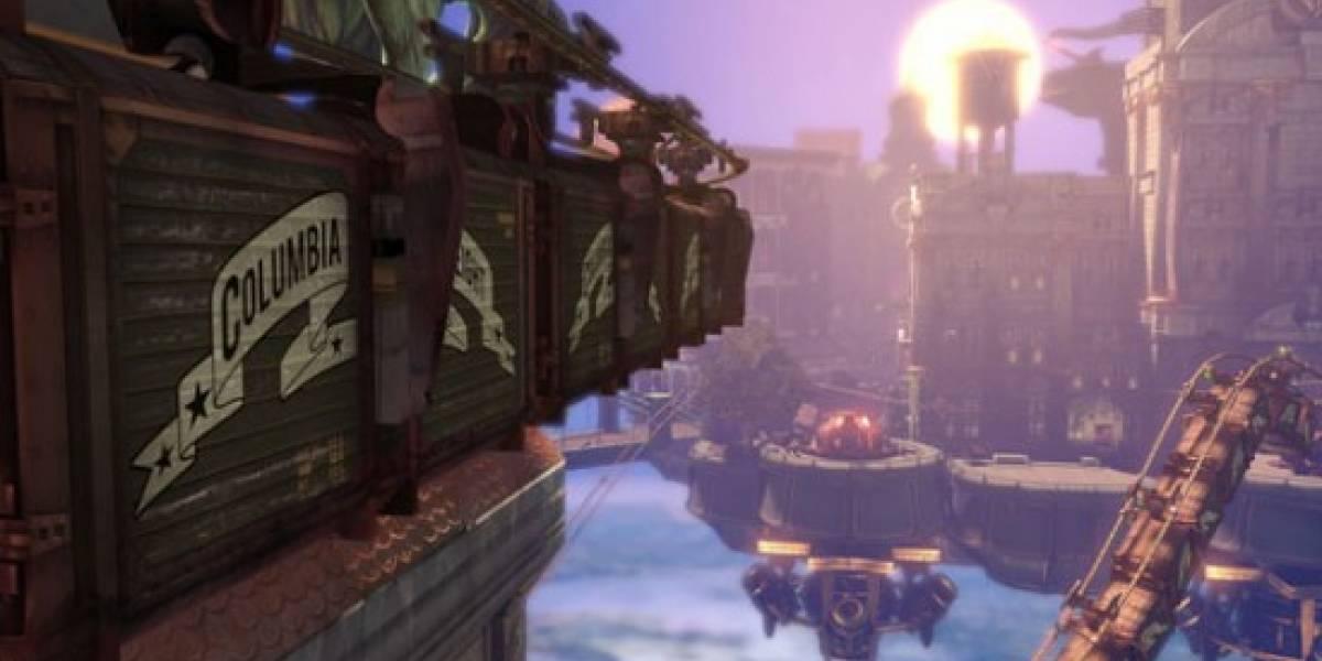 Ken Levine comenta sobre Bioshock Infinite y el modo multijugador [gamescom 2010]