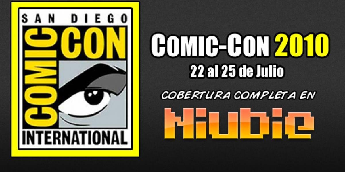 Comic-Con 2010 en Niubie