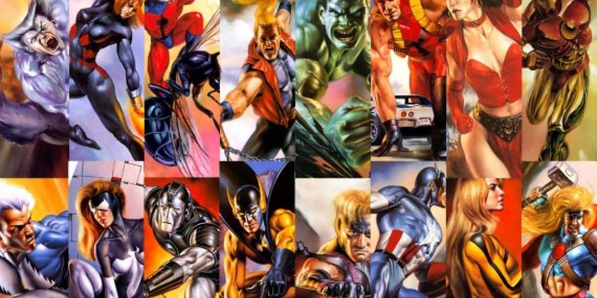 Los 5 peores y mejores videojuegos basados en comics [NB Ranquin]