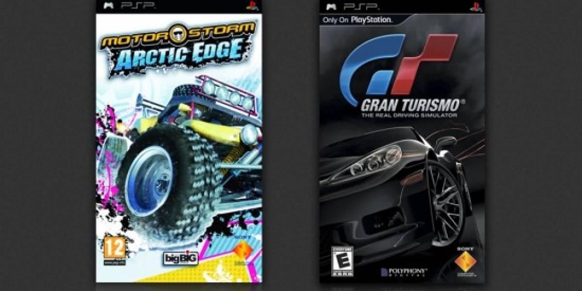 Concurso: Gran Turismo PSP y MotorStorm: Arctic Edge [NB Aniversario]