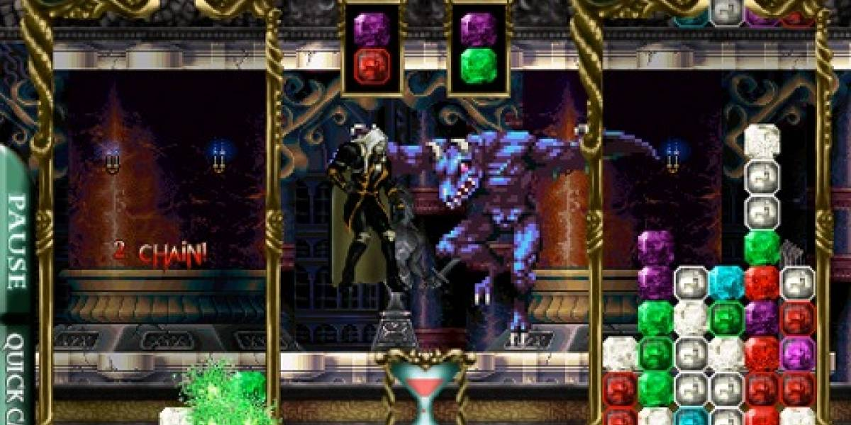 Castlevania Puzzle: Encore of the Night para iPhone