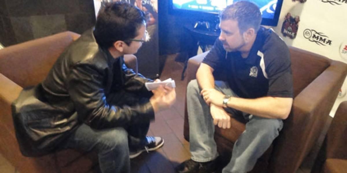 Dale Jackson nos habla de EA Sports MMA [NB Interviú]
