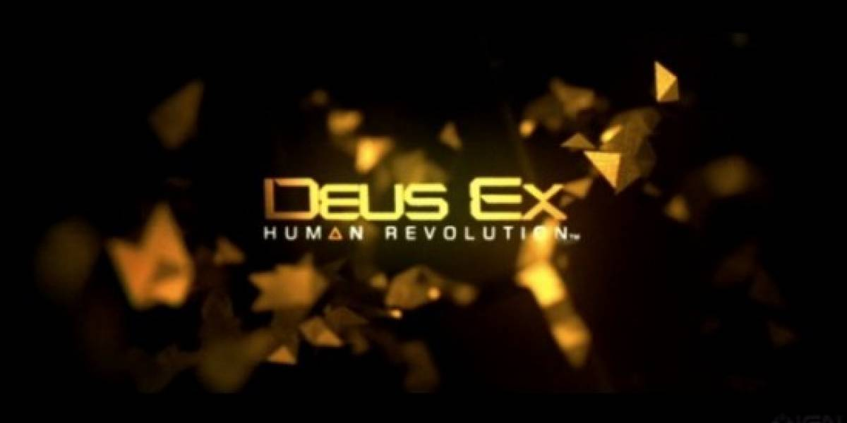 Nuevo e impresionante trailer de Deus Ex: Human Revolution