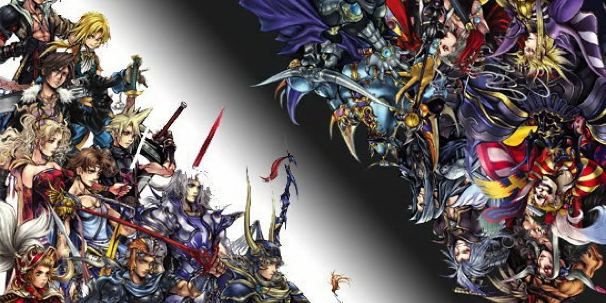 DISSIDIA Final Fantasy [NB Labs]