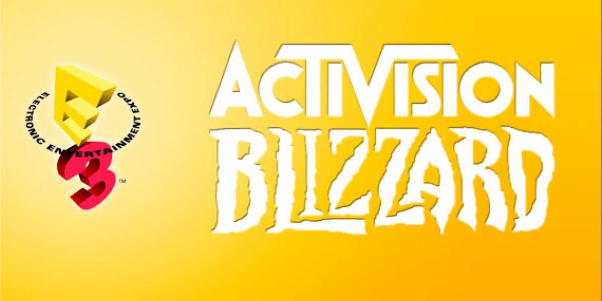 [E309] Conferencia de Prensa: Activision Blizzard