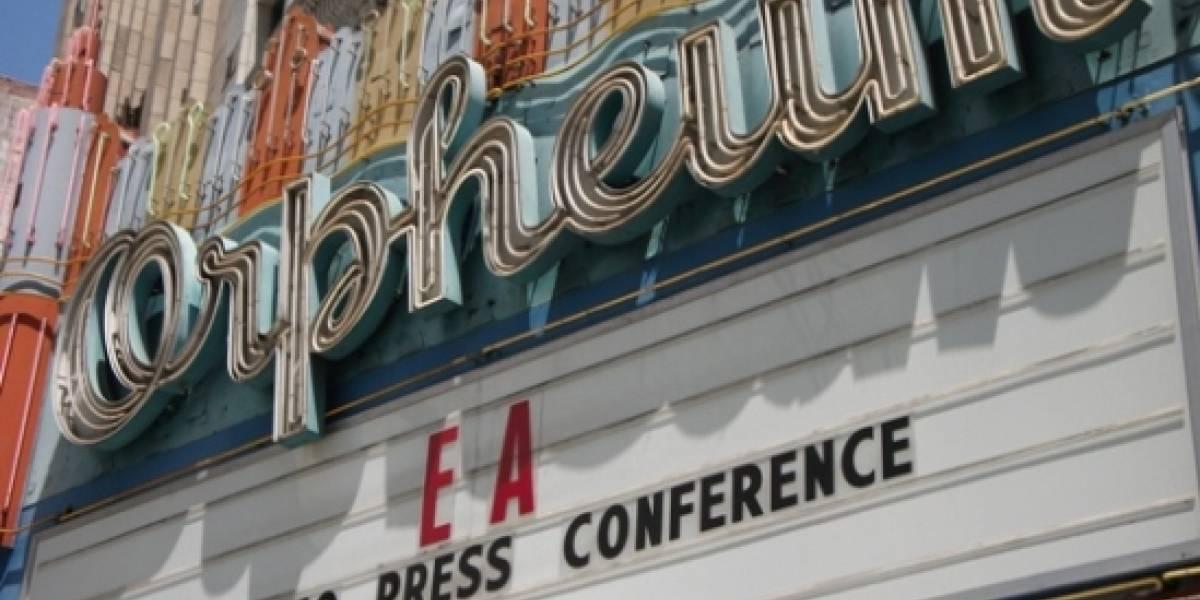Conferencia de Prensa de Electronic Arts [E3 2010]