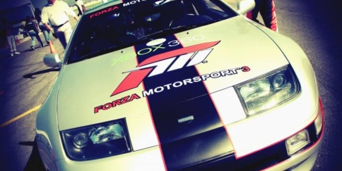 Forza Motorsport 3 en México