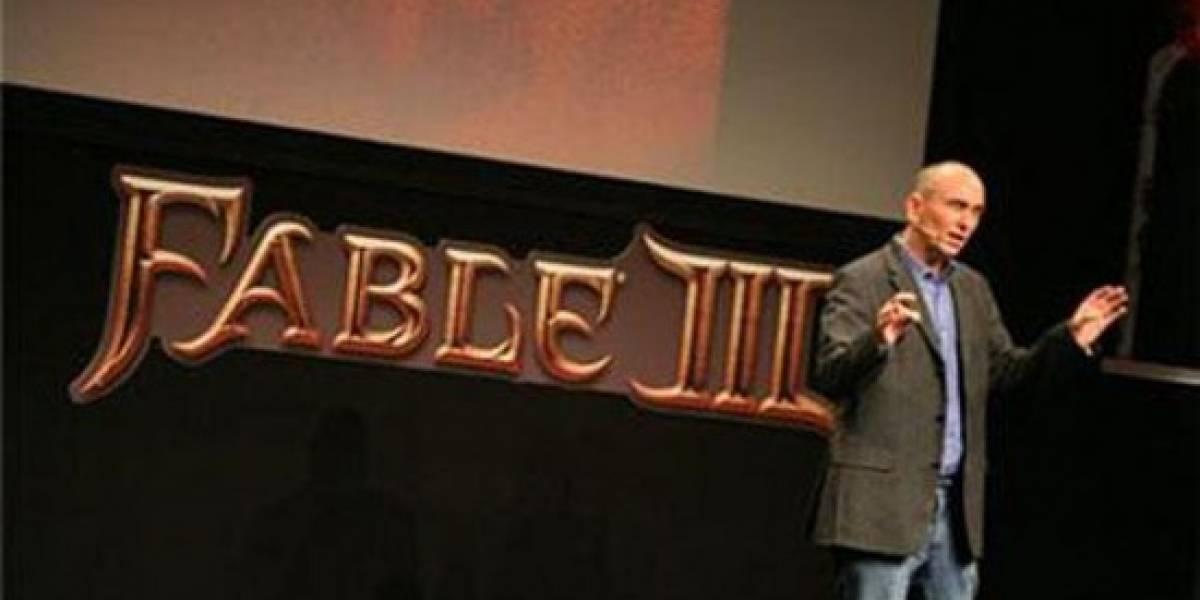 Detalles de la conferencia de Microsoft / Lionhead [gamescom 09]