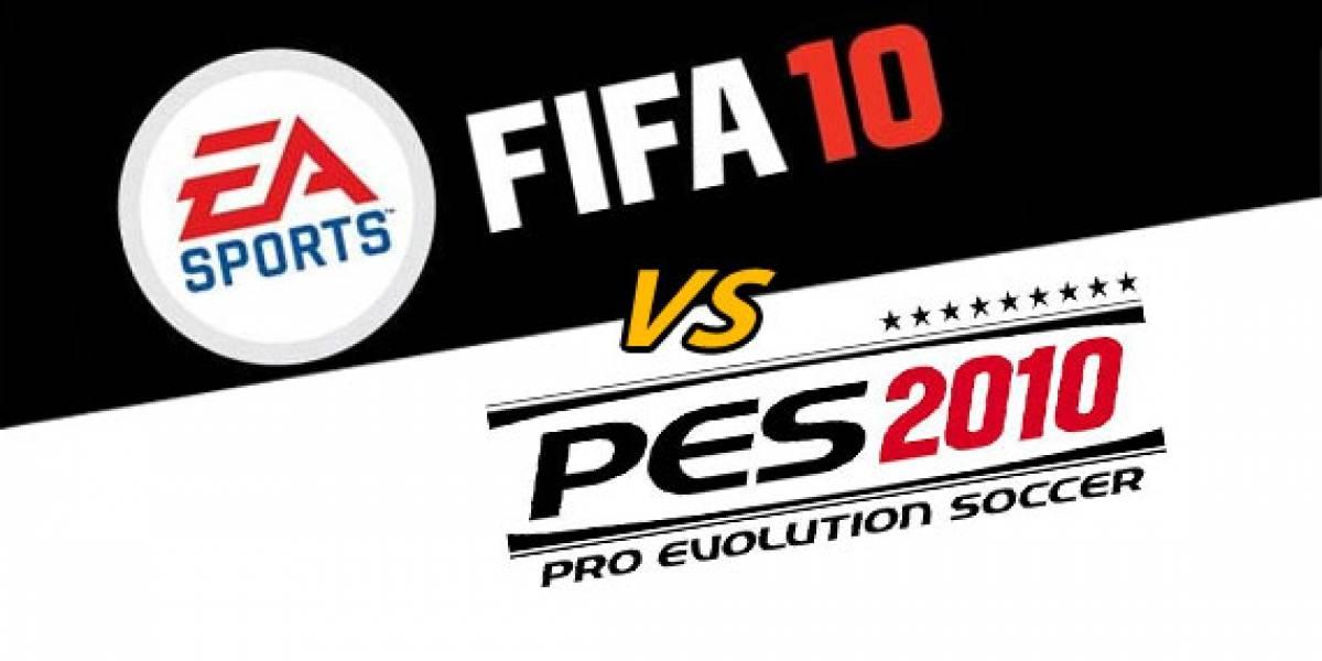 Porqué PES es mejor que FIFA en PC [Opinión]